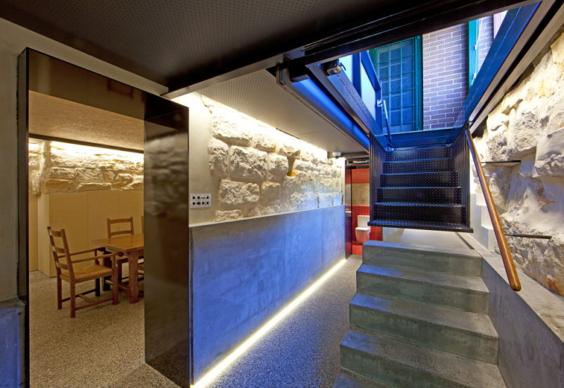 Buildcore Sydney Residential Builder Cellar Wollstonecraft 2