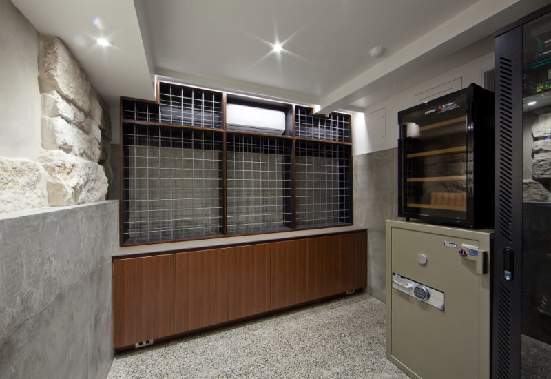 Buildcore Sydney Residential Builder Cellar Wollstonecraft 7