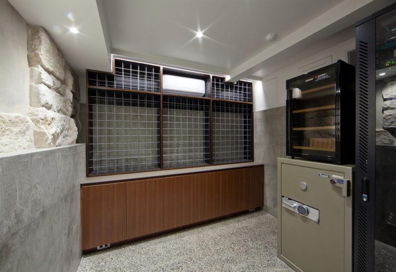 Buildcore Sydney Residential Builder Cellar Wollstonecraft 7